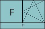 Composition de deux parties avec une partie fixe à gauche, un vantail en ouverture à la française à droite oscillo-battante - grille de ventilation BASIC AIR PLUS et allège fixe sur toute la largeur